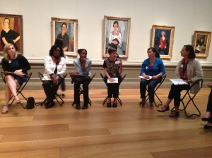 "DCPZ at the National Gallery:  ""I see, I think, I wonder"""