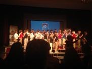 The PDS all boys choir